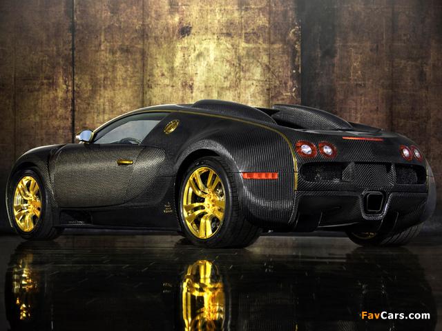 Pictures of Mansory Bugatti Veyron Linea Vincero DOro 2010 (640 x 480)