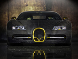 Mansory Bugatti Veyron Linea Vincero DOro 2010 wallpapers