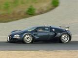 Bugatti EB 16.4 Veyron Prototype 2004 wallpapers