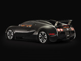 Bugatti Veyron Sang Noir 2008 wallpapers