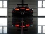 Mansory Bugatti Veyron Linea Vincero 2009 wallpapers