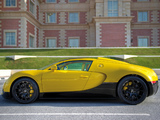 Bugatti Veyron Grand Sport Roadster Middle East Edition 2012 wallpapers