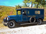 Photos of Buick Ambulance by Hoover Carriage Company 1926