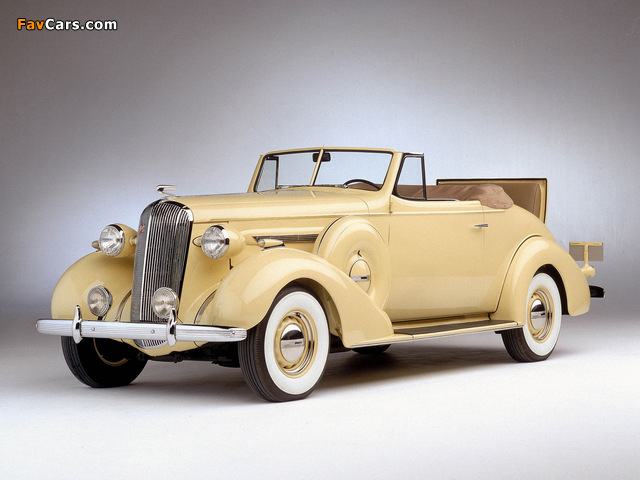 Buick Century 1936 photos (640 x 480)