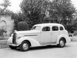 Buick Century Sedan (61) 1936 wallpapers