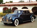 Buick Century Sport Phaeton (61C) 1940 pictures