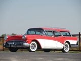 Buick Century Caballero Estate Wagon (69-4682) 1957 photos