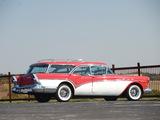 Buick Century Caballero Estate Wagon (69-4682) 1957 photos