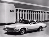 Buick Century Colonnade Hardtop Coupe (4AD37) 1973 pictures
