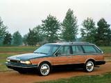 Buick Century Estate Wagon 1989–96 photos