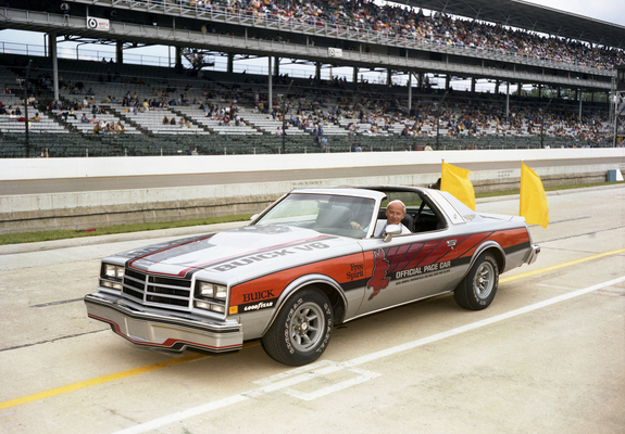 Images Of Buick Century Indy 500 Pace Car 1976