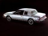 Images of Buick Century Coupe 1983–84