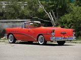 Photos of Buick Century Convertible (66C) 1955