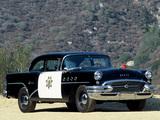 Pictures of Buick Century 2-door Riviera Hardtop Highway Patrol (66R-4637) 1955