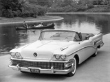 Pictures of Buick Century Convertible (66C-4667X) 1958