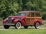 Buick Century Estate by Wildanger 1938 wallpapers