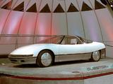 Buick Questor Concept 1983 photos