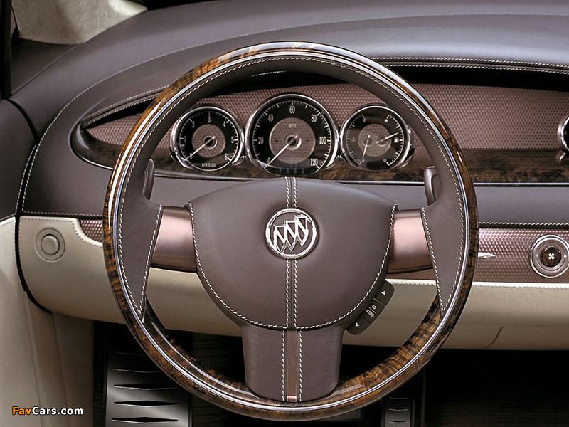 Buick Centieme Concept 2003 images (800 x 600)