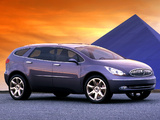 Buick Centieme Concept 2003 wallpapers