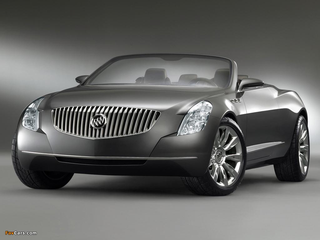 Buick Velite Concept 2004 photos (1024 x 768)