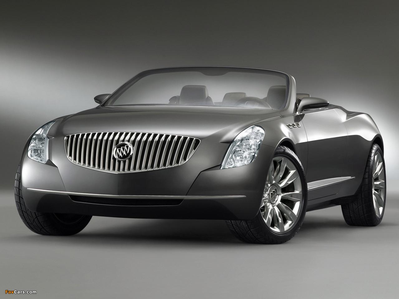 Buick Velite Concept 2004 photos (1280 x 960)