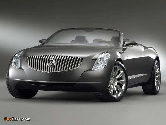 Buick Velite Concept 2004 photos (640 x 480)