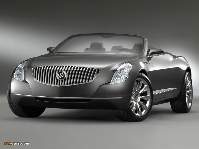 Buick Velite Concept 2004 photos (800 x 600)