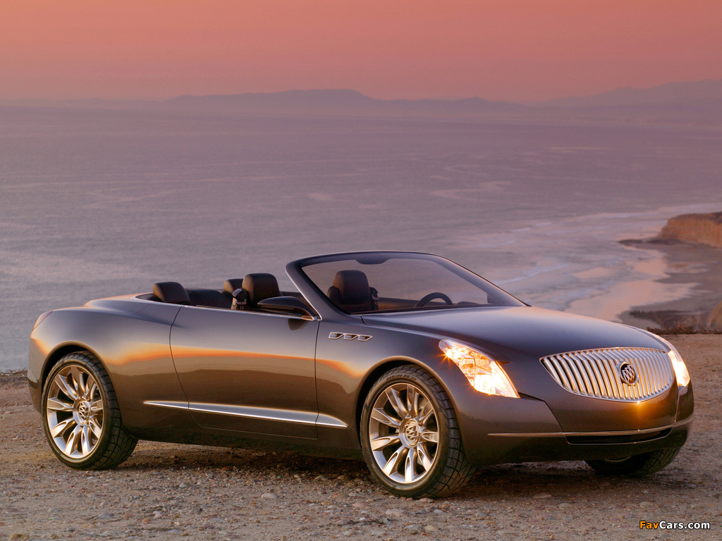 Images of Buick Velite Concept 2004 (1024 x 768)