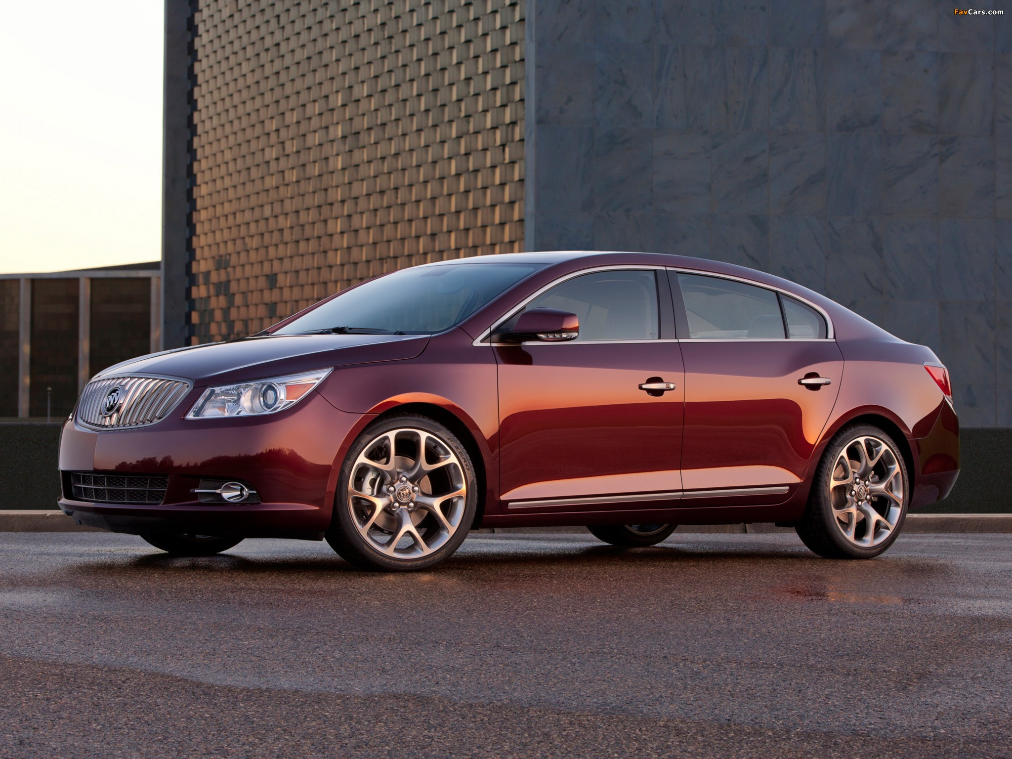 Images of Buick LaCrosse GL Concept 2011 (2048 x 1536)