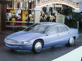 Photos of Buick Bolero Concept 1990