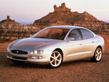Photos of Buick XP2000 Concept 1996
