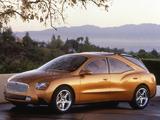 Photos of Buick Signia Concept 1998