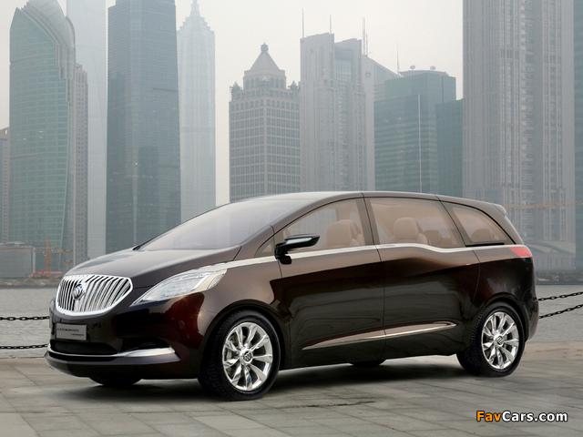 Photos of Buick Business Concept 2009 (640 x 480)