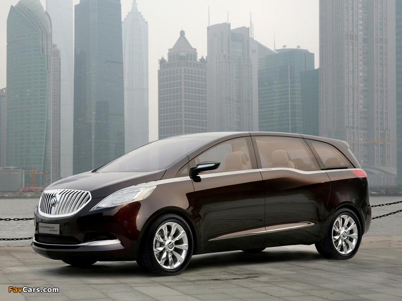 Photos of Buick Business Concept 2009 (800 x 600)