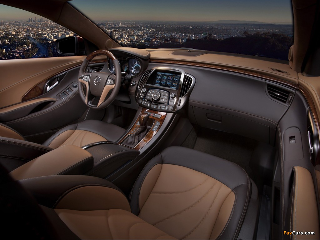 Photos of Buick LaCrosse GL Concept 2011 (1024 x 768)
