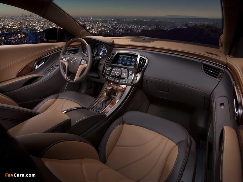 Photos of Buick LaCrosse GL Concept 2011 (800 x 600)