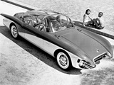 Pictures of Buick Centurion Concept Car 1956