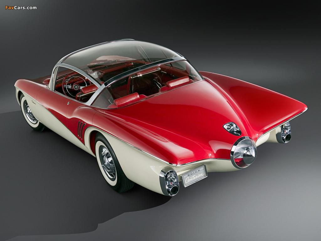 Pictures of Buick Centurion Concept Car 1956 (1024 x 768)