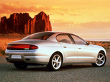 Pictures of Buick XP2000 Concept 1996