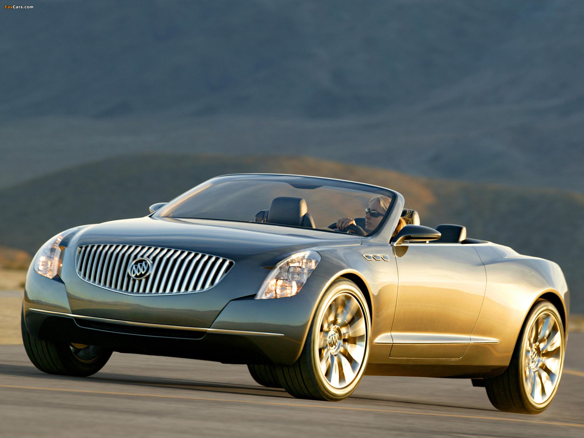 Pictures of Buick Velite Concept 2004 (2048 x 1536)
