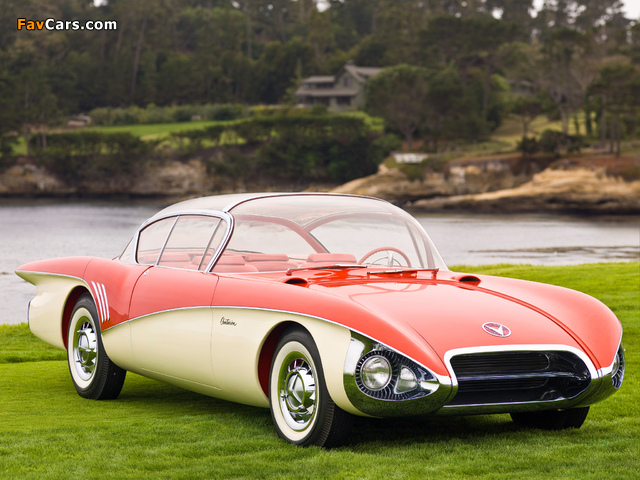 Buick Centurion Concept Car 1956 wallpapers (640 x 480)