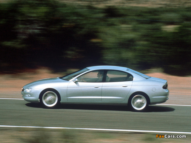 Buick XP2000 Concept 1996 wallpapers (640 x 480)
