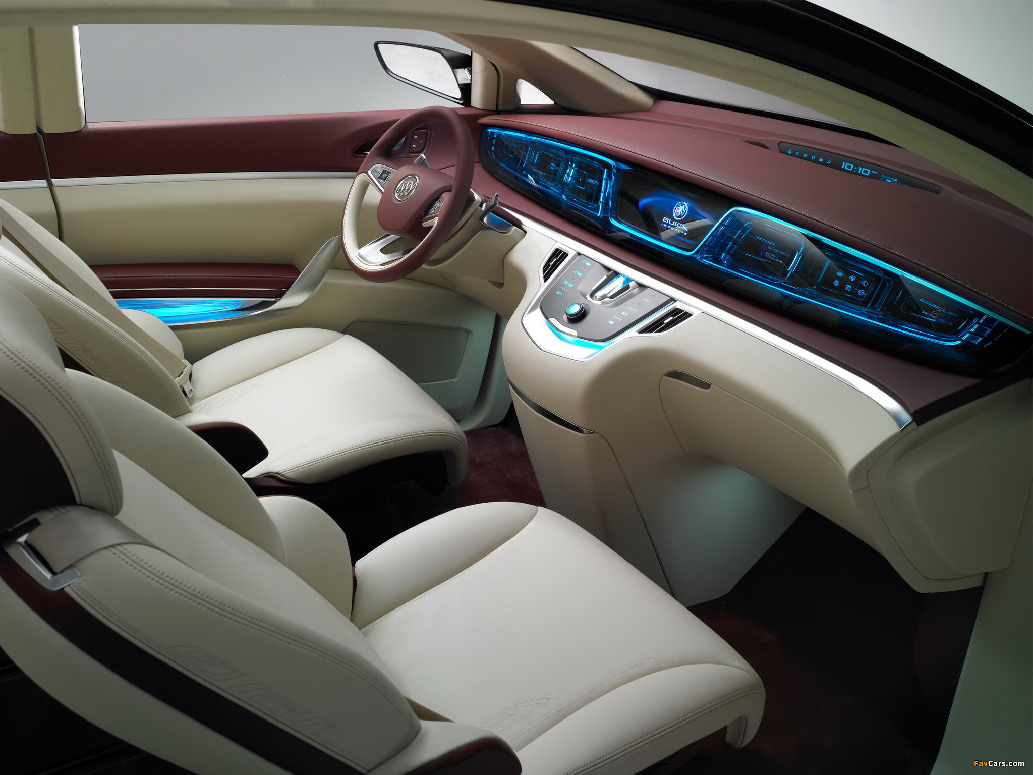 Buick Business Concept 2009 wallpapers (2048 x 1536)