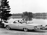 Buick Electra 225 Convertible (4867) 1961 images