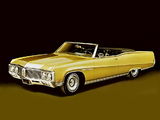 Buick Electra 225 Custom Convertible (48467) 1970 photos