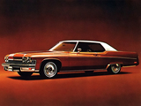 Buick Electra 225 Custom Hardtop Coupe 1974 images