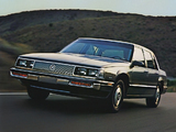 Buick Electra T-Type 1985–87 pictures