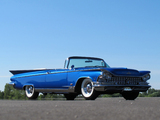 Images of Buick Electra 225 Convertible 1959