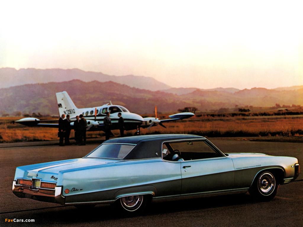 Photos of Buick Electra 225 Custom 2-door Hardtop (48457) 1969 (1024 x 768)