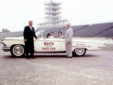 Buick Electra 225 Convertible Indy 500 Pace Car 1959 wallpapers